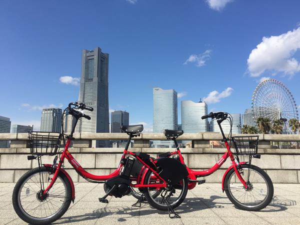 ベイバイク 自転車写真